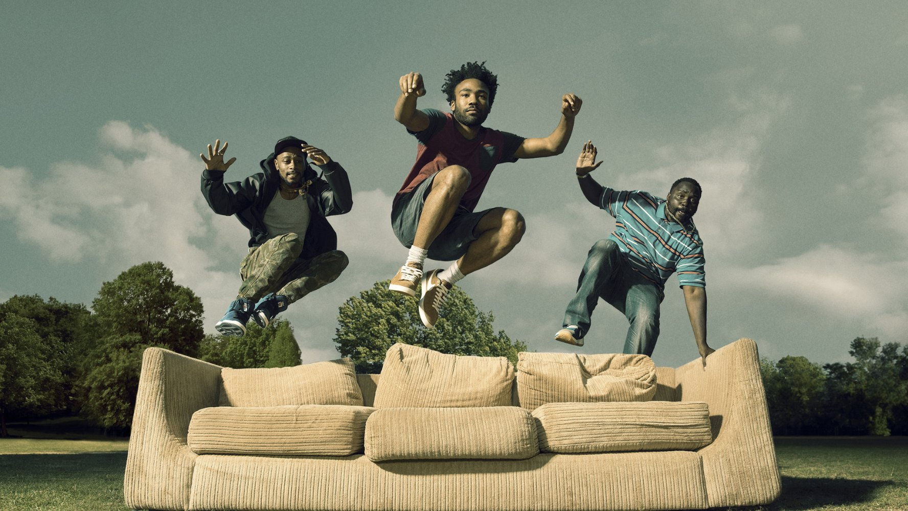 Golden Globes: What is Atlanta, and why should you watch it?