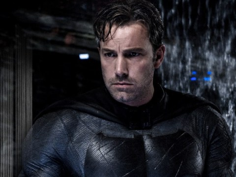 Ben Affleck steps down as director on the solo Batman movie