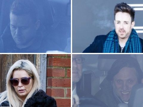 Celebrity Big Brother: Housemates seen arriving at 'secret hotel' ahead of launch show