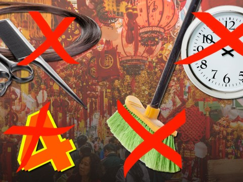 8 things you should never do on Chinese New Year
