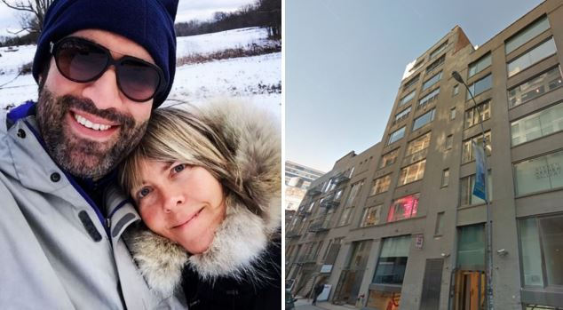 Couple living in expensive New York flat haven't paid the rent for seven years