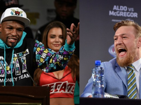 Floyd Mayweather is not worth $650 million while Conor McGregor's net worth is around $22 million