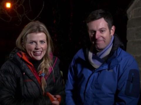 Countryfile gets a bit kinky as presenters Matt Baker and Ellie Harrison 'share a bath together'