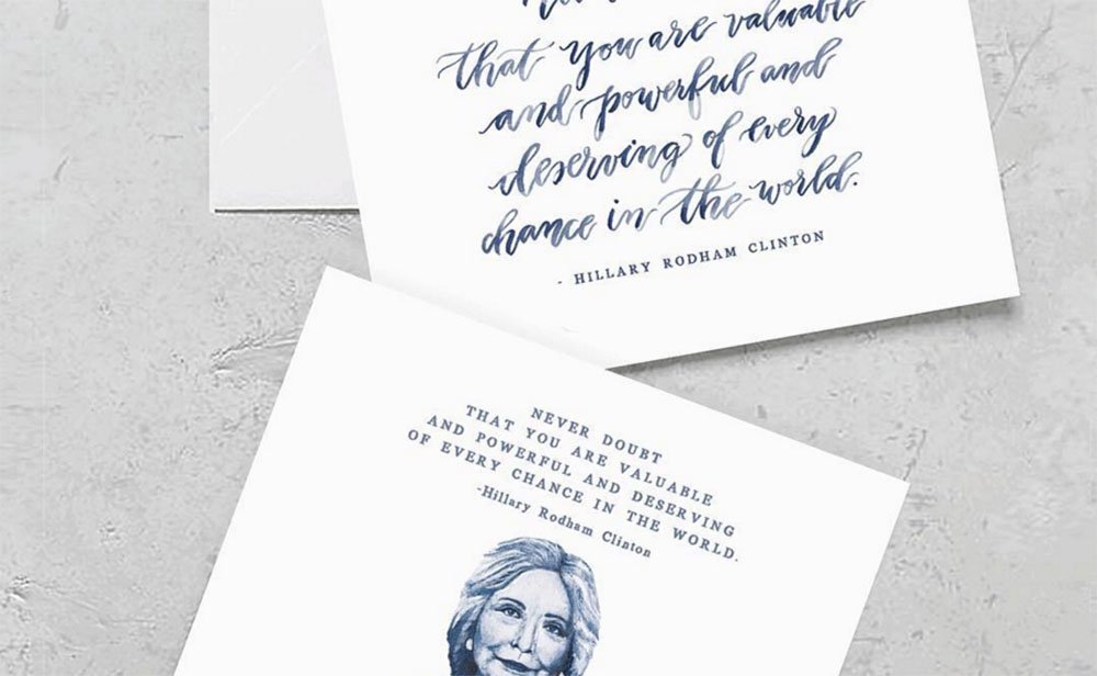 The Dear Women project is encouraging people to write to the women who've inspired them