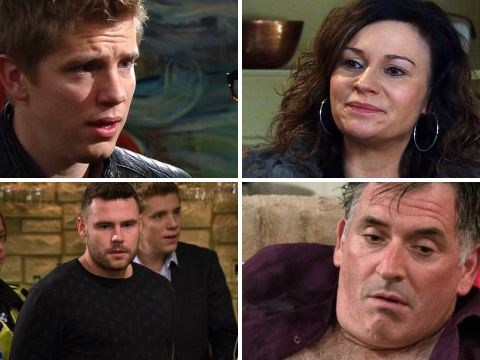 Emmerdale beating, arrest and fire shock: 10 big spoilers and full episode guide