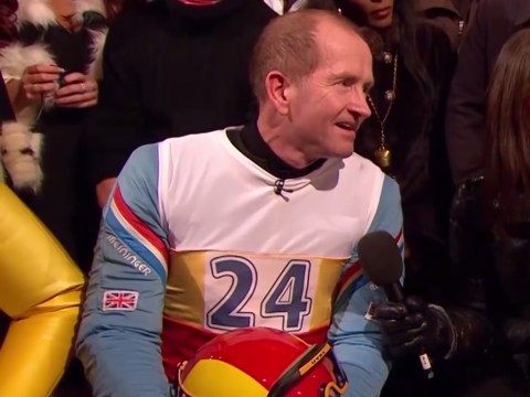 Sensitive' Channel 4 bosses boot Eddie 'The Eagle' Edwards from The Jump after he voices safety concerns