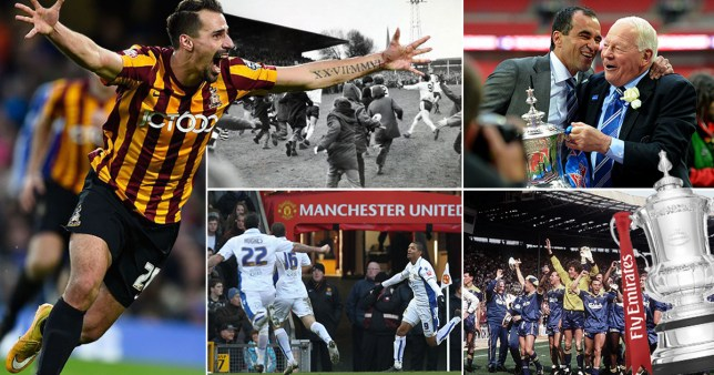The five most likely FA Cup upsets this weekend Credit Getty
