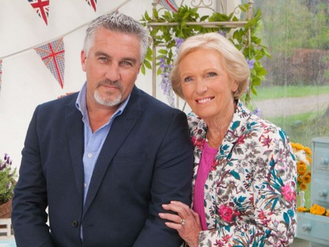 Move over, Mary Berry — it looks like this lot may be the new judging line-up on Channel 4's Great British Bake Off