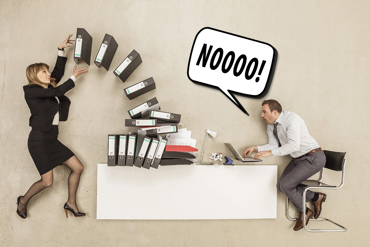 Feeling overworked? Why it's time you said no