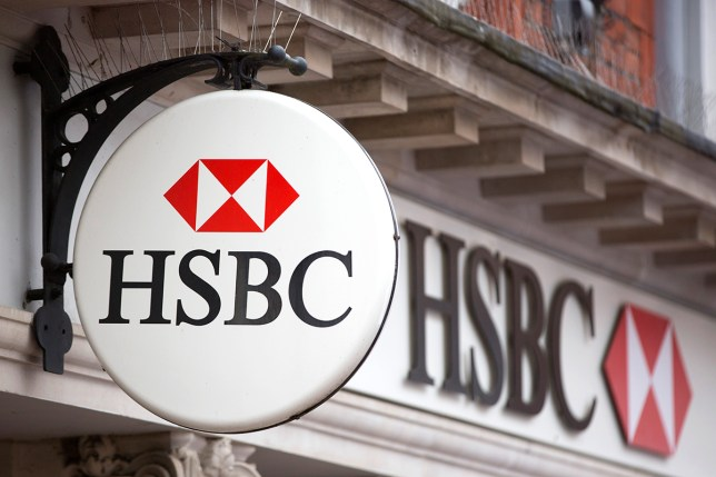 If you bank with HSBC you could be owed a payout for 'unreasonable debt collection' credit Getty
