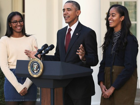Obama's daughters given post White House advice from Bush twins