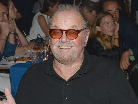 Is Jack Nicholson about to retire after 60 years in Hollywood and three Oscar wins?