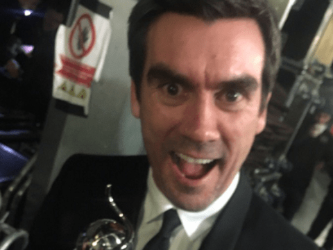 17 of the best reactions from excited Emmerdale cast over their National Television Awards win