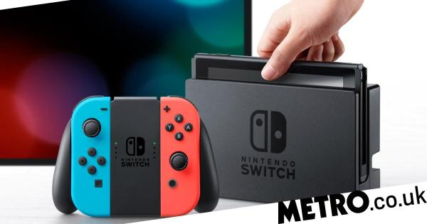Nintendo Switch sales hit 10 million mark in UK and Europe