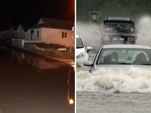 Police order 'immediate' evacuation of homes on Essex coast due to severe flood warnings