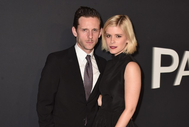LOS ANGELES, CA - NOVEMBER 15: Actora Jamie Bell and Kate Mara attend Prada Presents 'Past Forward' by David O. Russell premiere at Hauser Wirth & Schimmel on November 15, 2016 in Los Angeles, California. (Photo by Alberto E. Rodriguez/Getty Images)