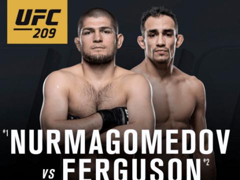 Khabib Nurmagomedov and Tony Ferguson to contest UFC interim lightweight title as Conor McGregor awaits winner