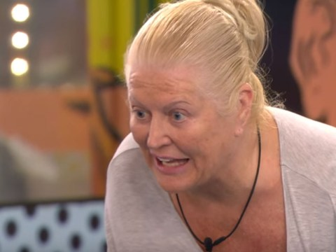 Things are getting vicious in the CBB house as Kim brands Nicola a little b***h
