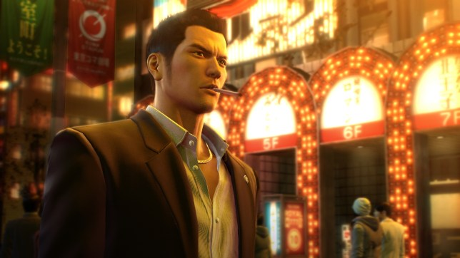 Yakuza 0 - a UK hit