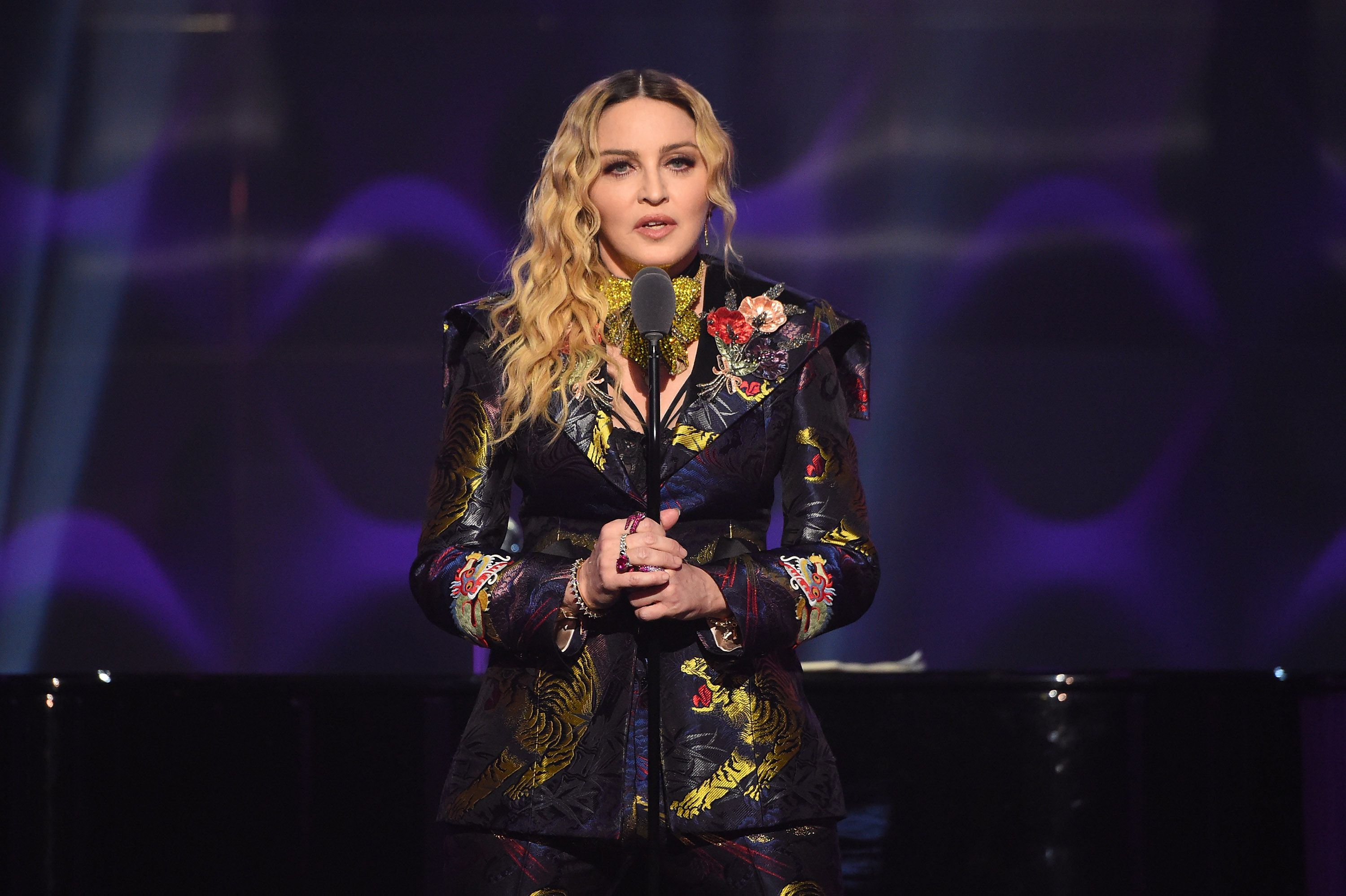 Madonna has been granted permission to adopt twin girls from Malawi