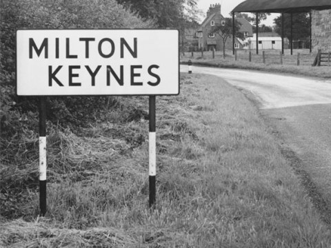 Milton Keynes celebrates 50 years of being the weird and wonderful new kid on the block