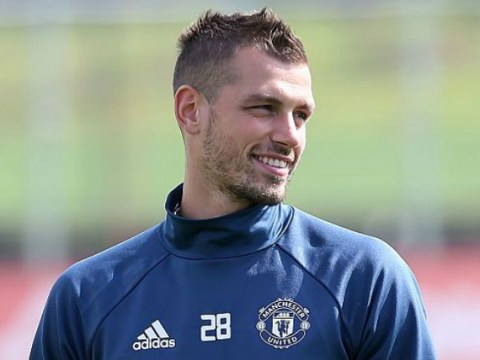 Manchester United ace Morgan Schneiderlin drops huge social media hint that he's joining Everton