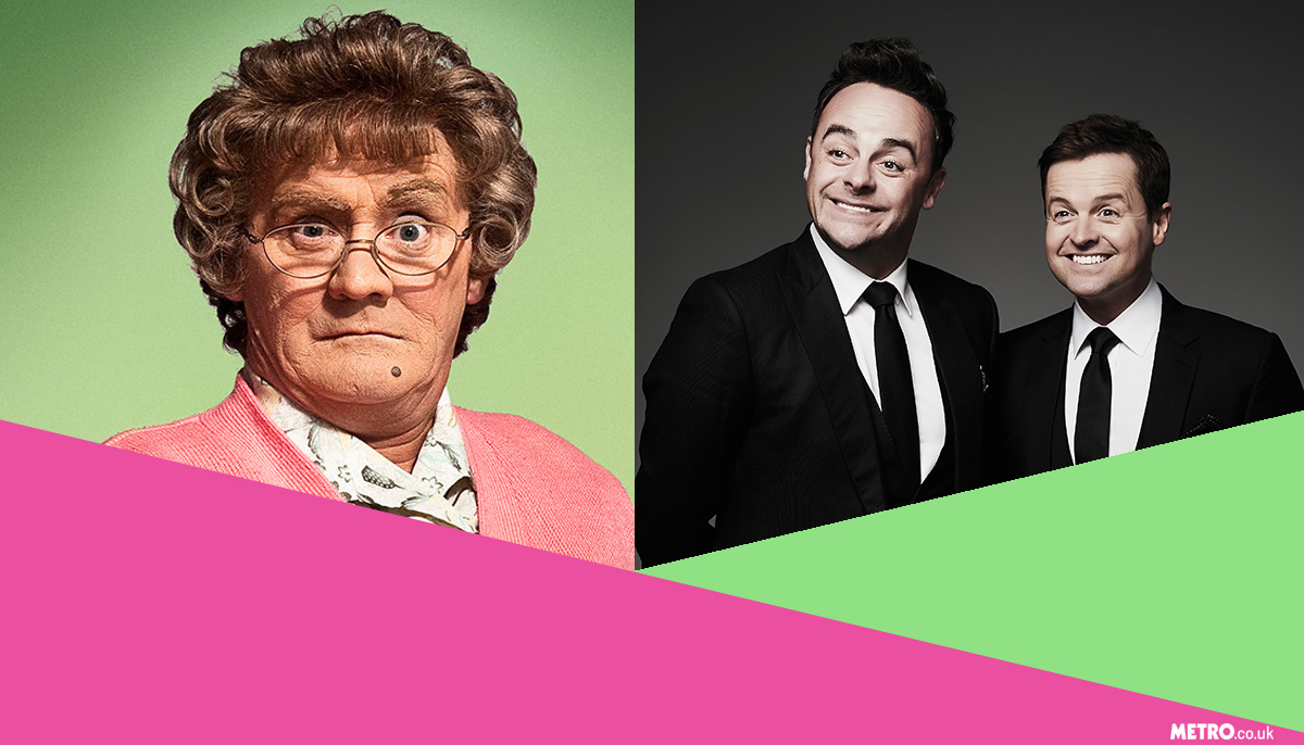 Does Mrs Brown's Boys really stand a chance of beating Ant and Dec's Saturday Night Takeaway?
