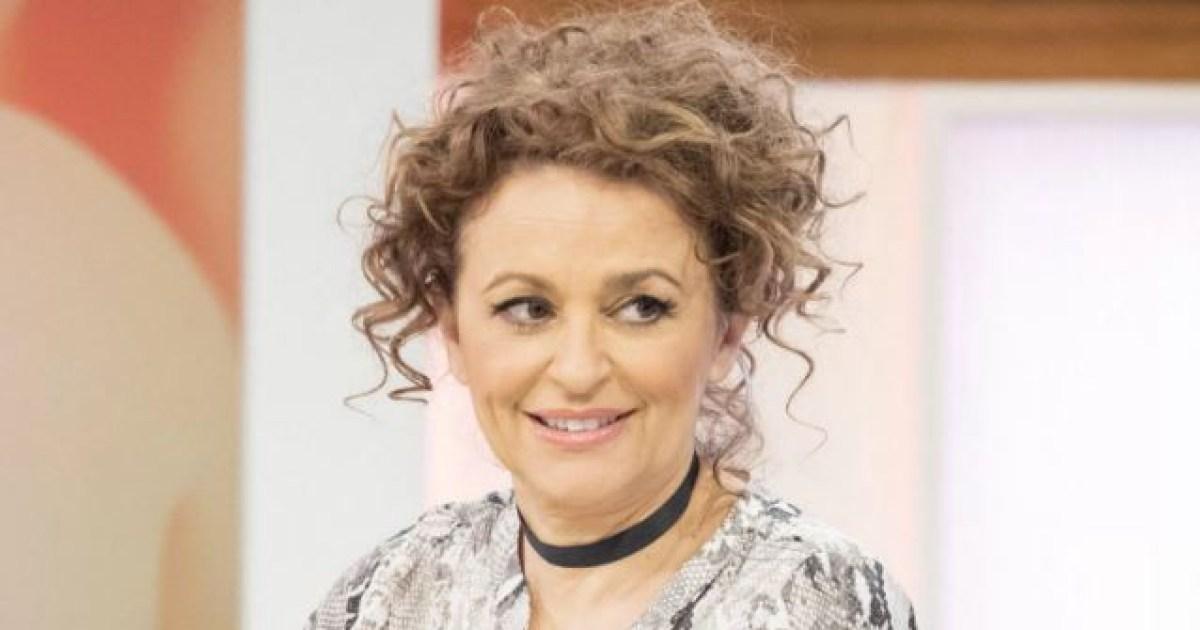 Nadia Sawalha wore same Loose Women top eight times ...