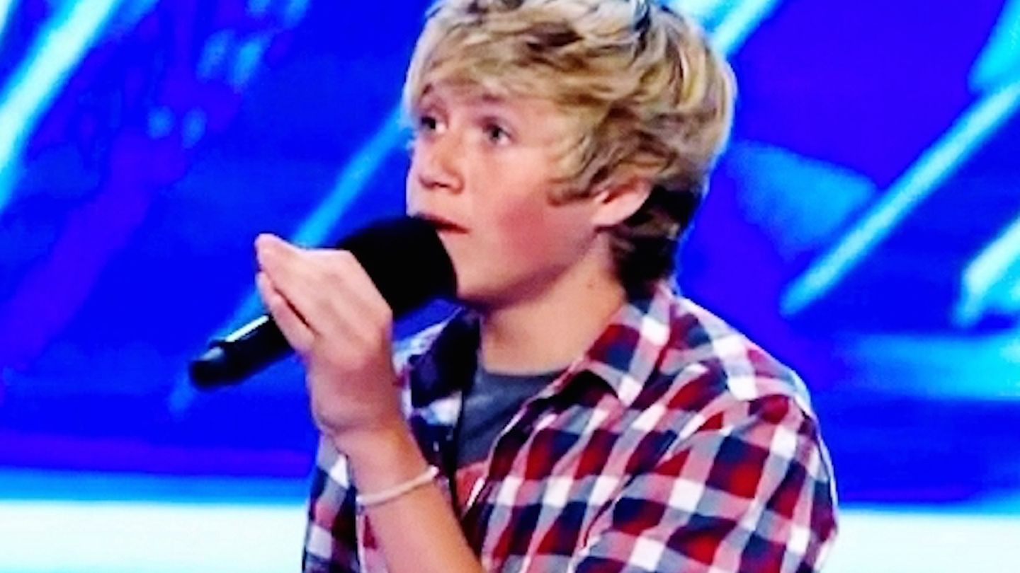 It's seven years since a youthful Niall Horan applied for The X Factor