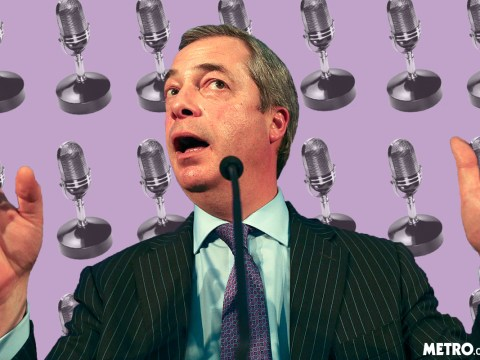 Here's what happened on Nigel Farage's first LBC radio show