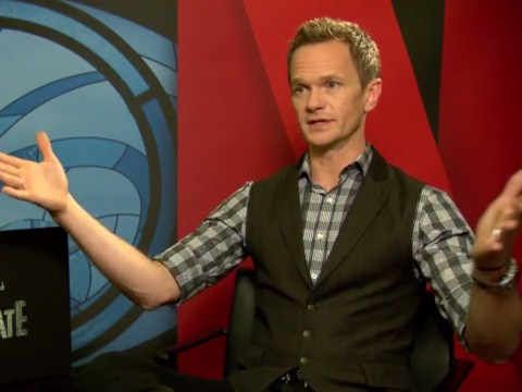 Neil Patrick Harris explains the difference between the Lemony Snicket TV show and film