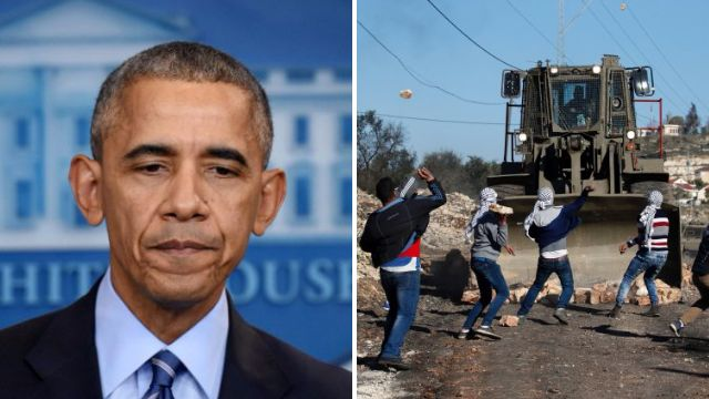 Obama warns 'moment may be passing' for two-state solution to Israel-Palestine conflict
