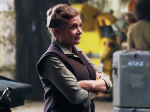 Star Wars will not be using CGI to recreate late Princess Leia actress Carrie Fisher