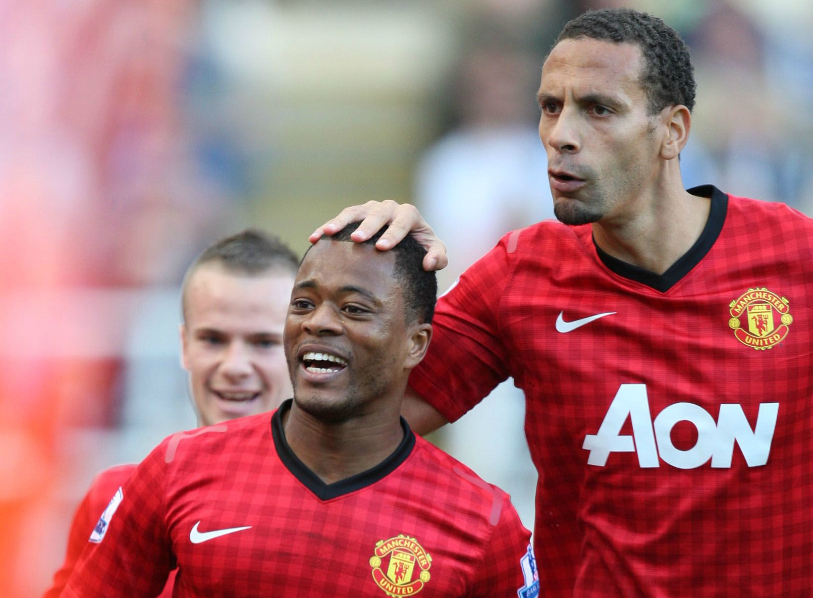 Rio Ferdinand sends Manchester United fans into frenzy by hinting Patrice Evra is returning 'home'