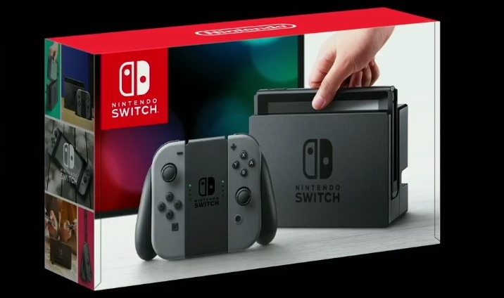 Nintendo Switch out March 3 for £279.99