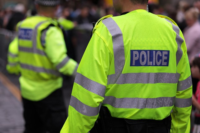 Four police officers have been sacked (Picture: Shutterstock)