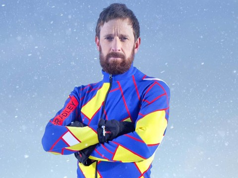 'Gutted' Bradley Wiggins quits The Jump after fracturing his leg