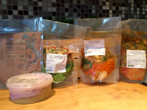 My journey to Miss Bikini Body: The vegan meal prep food I'm eating to get stage-ready