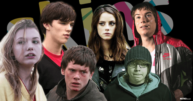 XX best scenes from Skins