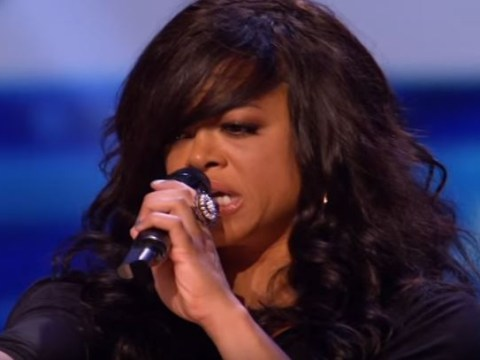 WATCH: Here's Stacy Francis auditioning for Cheryl Cole on The X Factor US