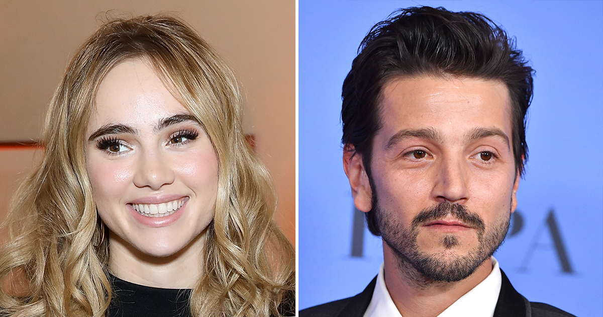 Suki Waterhouse and Diego Luna spark dating rumours with full-on PDA in Mexico