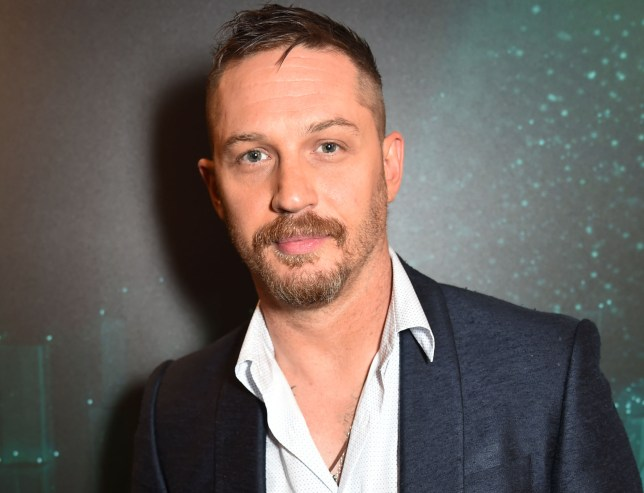 Mandatory Credit: Photo by Richard Young/REX/Shutterstock (5697441ae) Tom Hardy Sirin Labs VIP Launch Party, One Marylebone, London, Britain - 31 May 2016