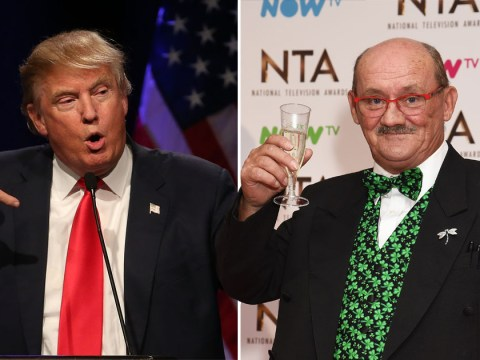 Mrs Brown's Boys star Brendan O'Carroll wants to make a documentary about US President Donald Trump