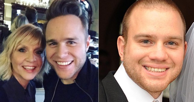 Olly Murs opens up on family heartache over estranged brother Credit Twitter/mrsfuzzymuzzy/Rex