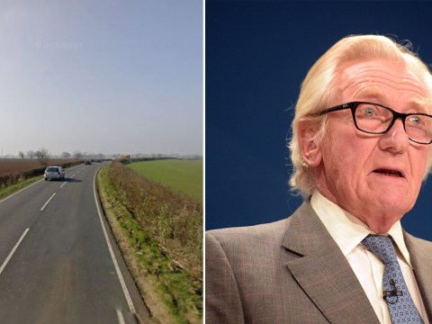Lord Michael Heseltine fined £5,000 for crash which left cyclist with shattered bones