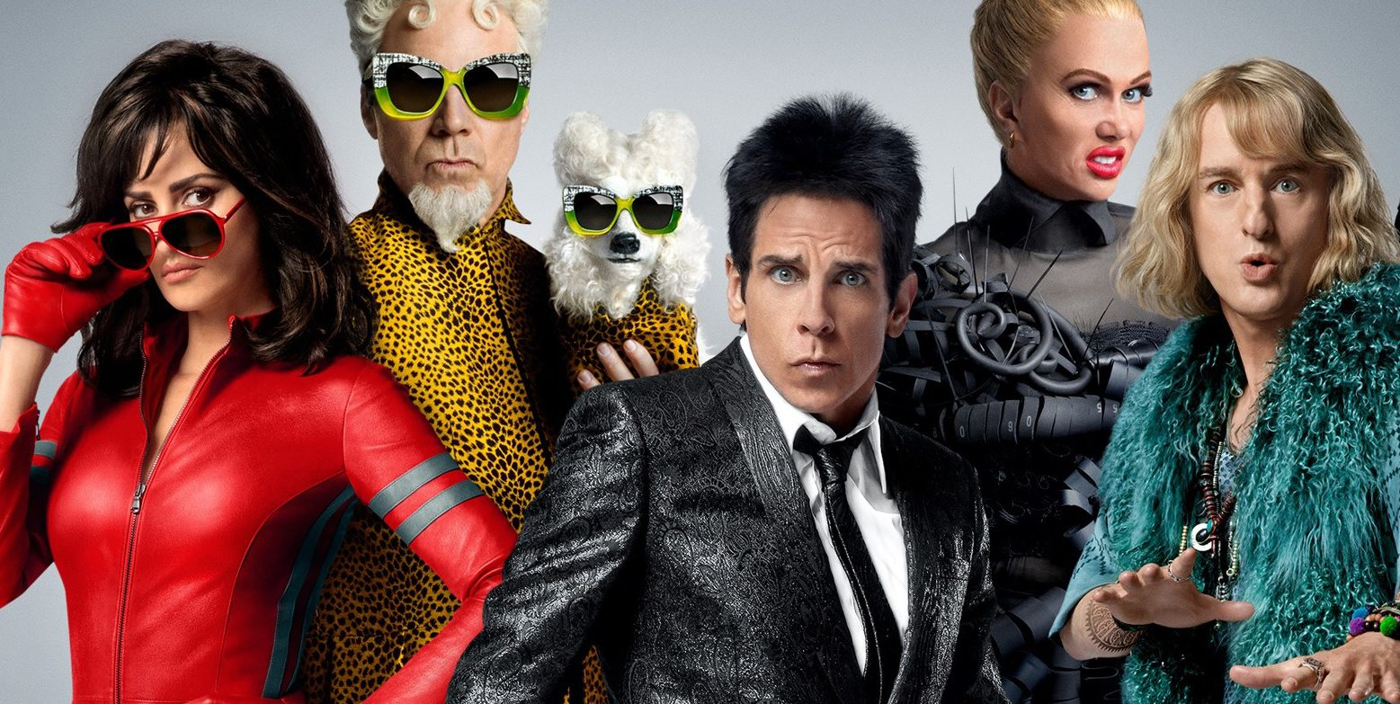 Zoolander 2 leads this year's Razzie nominations with Batman V Superman following close behind