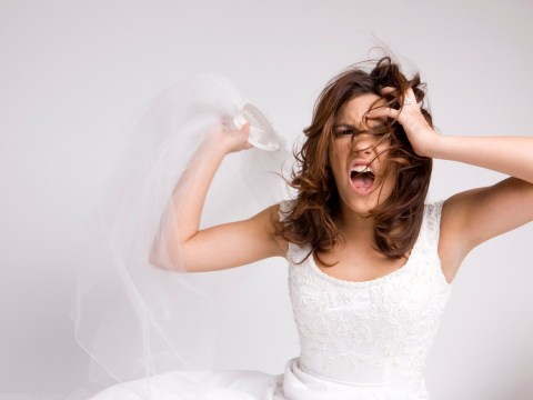 Back off mum: Why you need to put your foot down about your wedding