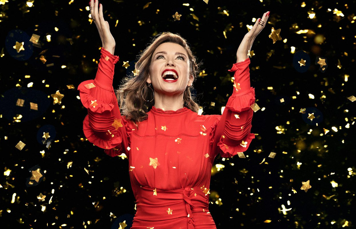 Dannii Minogue talks Let It Shine, Bake Off and whether or not she's planning a musical comeback