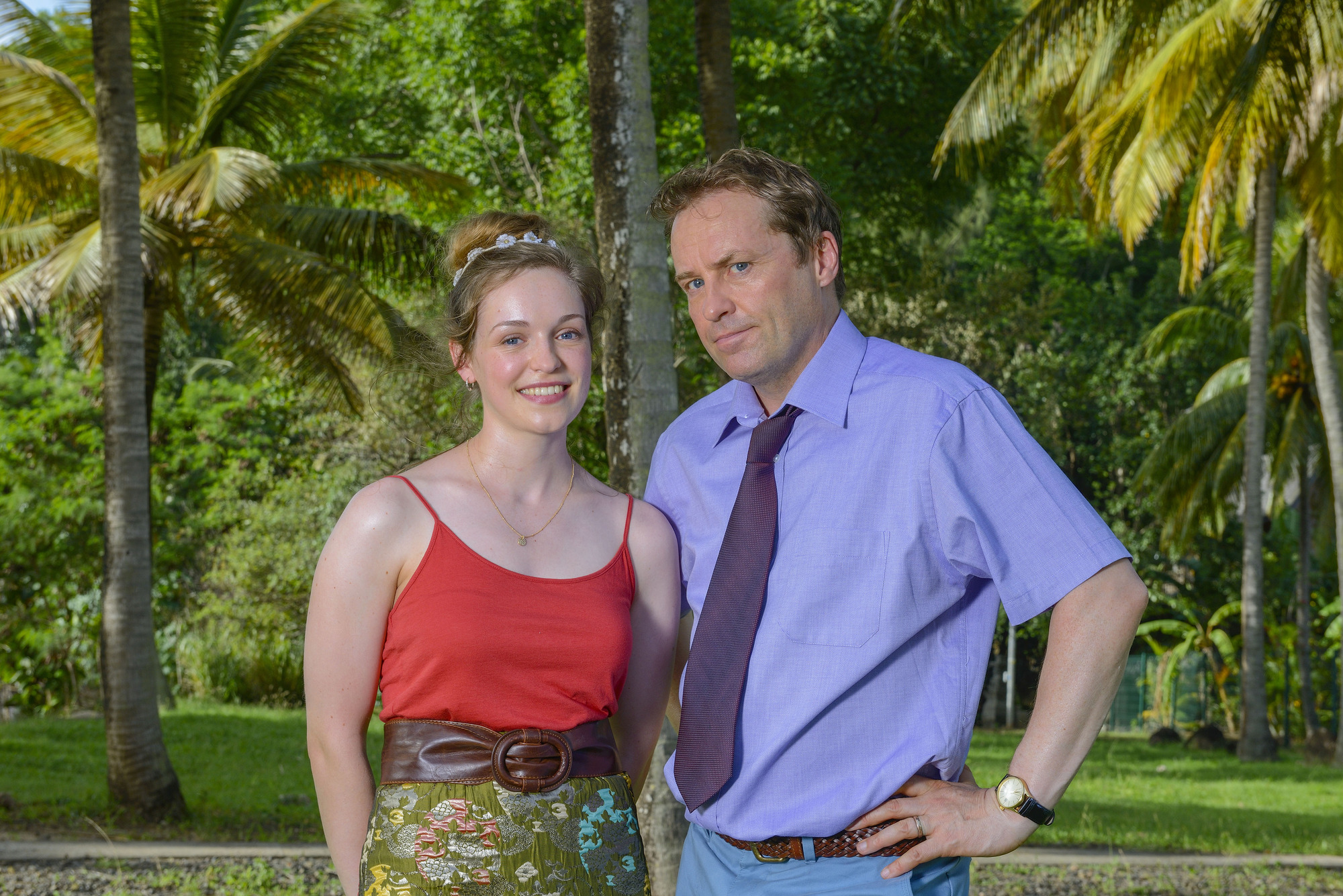 Where is Death In Paradise filmed, is it the last series and why did Kris Marshall leave?