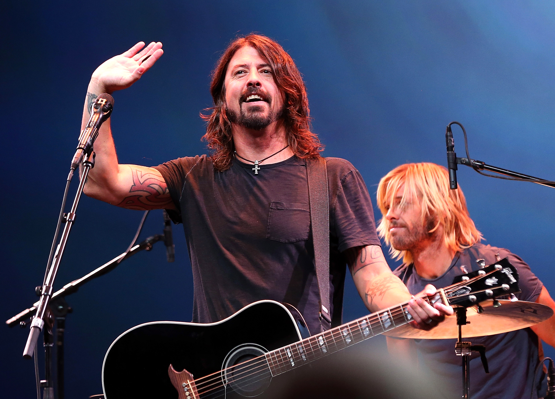 Foo Fighters to announce Glastonbury 2017 headline slot during secret gig in Somerset?